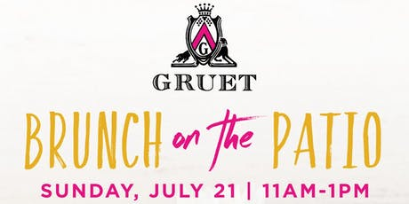 Brunch On The Patio! tickets