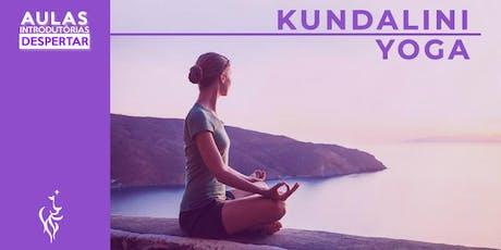 Aula Introdutória  - Kundalini Yogaingressos