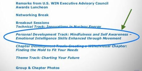 Mindfulness and Self-Awareness Preview (USWIN) tickets