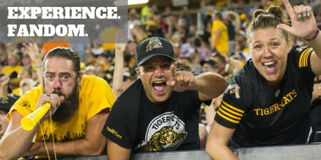Brock Alumni Invites you to the Hamilton Ti-Cats vs BC Lions tickets