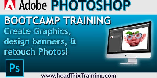Save $100 on Photoshop Bootcamp Training in Los Angeles