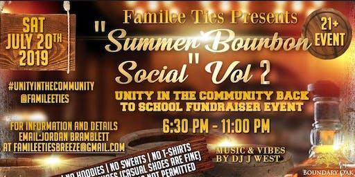 Familee Ties presents: The Social  Vol. 2
