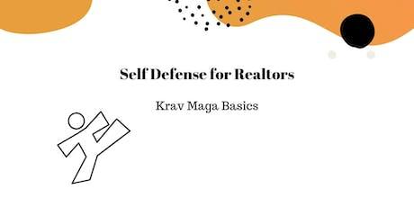 Self Defense for Realtors tickets