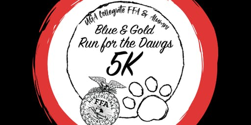 Blue & Gold Run for the Dawgs 5K