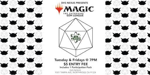 Magic The Gathering EDH League