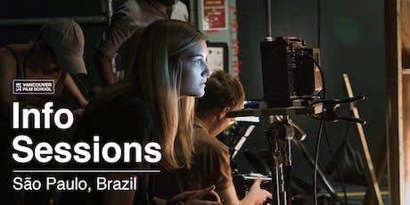 Vancouver Film School - Info Session ingressos