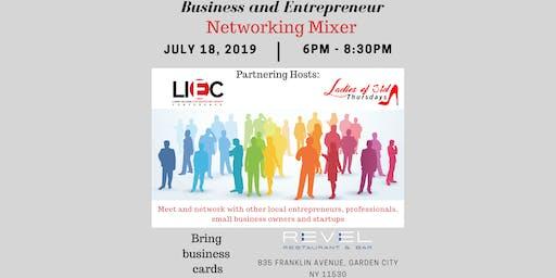 Business & Entrepreneur Networking Mixer