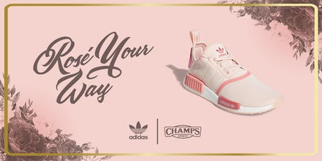 adidas x Champs Sports: Rosé Your Way tickets