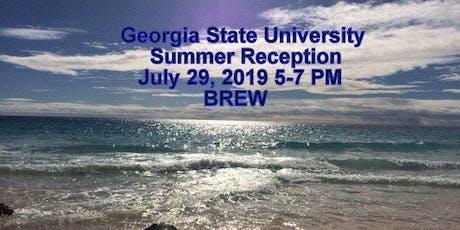 Georgia State University Alumni and Student Summer Reception tickets