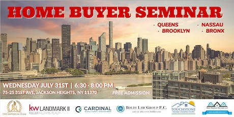 Free Home Buyer Event | Hosted by The Imperium Team at KW Landmark II tickets