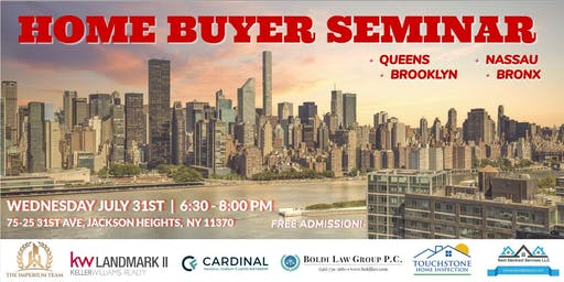 Free Home Buyer Event | Hosted by The Imperium Team at KW Landmark II