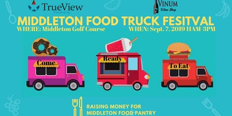 2019 Middleton Food Truck Festival tickets