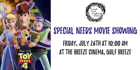 Special Needs Movie Showing tickets
