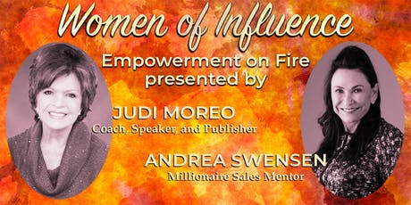Powerful Women of Influence tickets