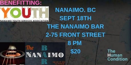 The Human Condition Comedy Tour -Nanaimo, BC tickets
