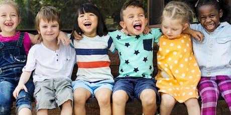 Washington Communities for Children Annual Breakfast tickets