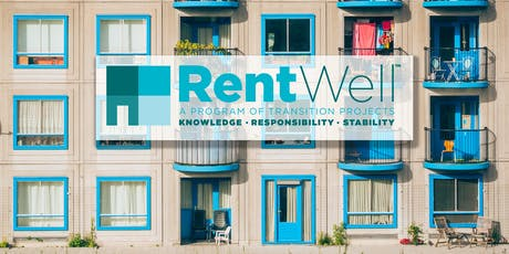 Rent Well Tenant Education 4 Week Course Saturdays in August tickets