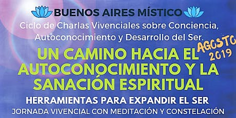 Buenos Aires Místico (Agosto 2019) entradas