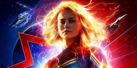 Movies Under the Stars: Captain Marvel tickets