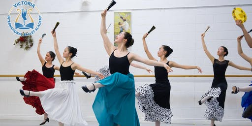 Free Summer Ballet Concert at Victoria International Ballet Academy