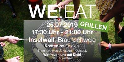 WE.EAT Grillen im Park