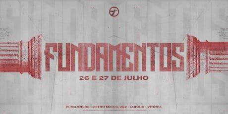FUNDAMENTOS - MÓDULO 01 ingressos