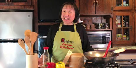 Master Sauces – Chinese Cooking with Helen Chen (New Date) tickets