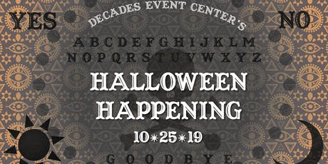 The Halloween Happening tickets