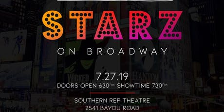 STARZ ON BROADWAY tickets