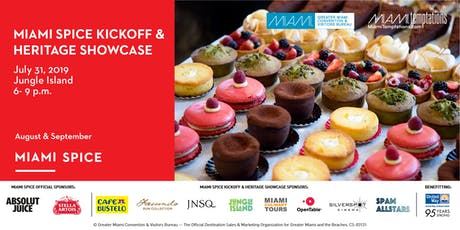 Miami Spice Kickoff & Heritage Showcase tickets
