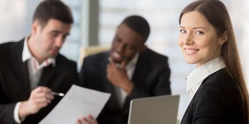 Professional MSM Human Resources Info Session 8/21/2019
