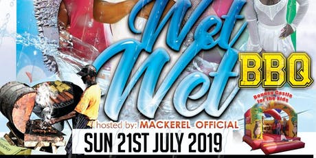 KADIAN BIRTHDAY WET WET BBQ hosted by MACKEREL  tickets