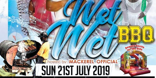 KADIAN BIRTHDAY WET WET BBQ hosted by MACKEREL