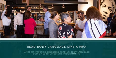 Learn to Read Body Language like a Pro tickets