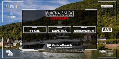 BLACK N BLACK | Clubschiff | The last Dance @2019