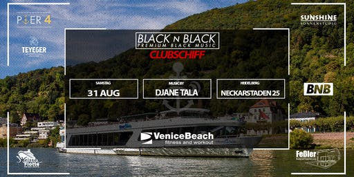 BLACK N BLACK | Clubschiff | The last Dance @2019