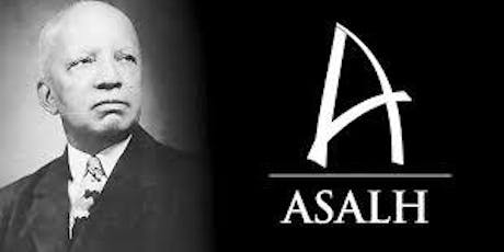 The 144th Birth Anniversary Celebration of Dr. Carter G. Woodson tickets