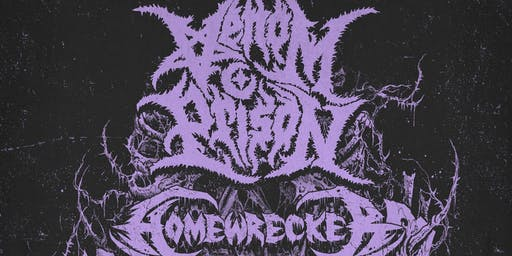 Venom Prison / Homewrecker