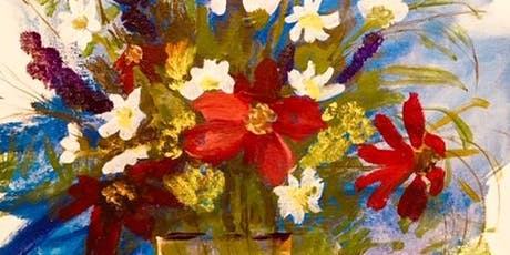 Paint and Sip with Bridget Langdale tickets