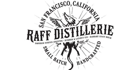 Tour of Raff Distillerie tickets