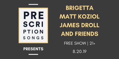 Prescription Songs Nashville Showcase tickets