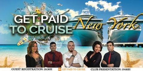 NYC GET PAID TO CRUISE tickets