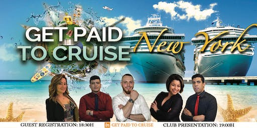 NYC GET PAID TO CRUISE