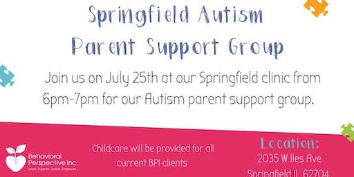 Springfield IL Autism Parent Support Group