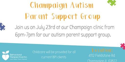Champaign IL Autism Parent Support Group