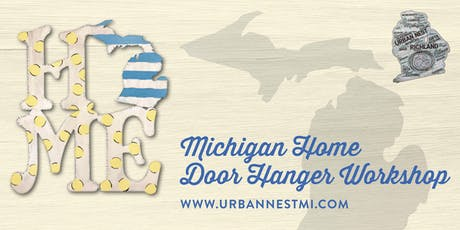 Michigan Door Hangers tickets