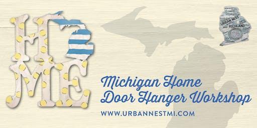 Michigan Door Hangers