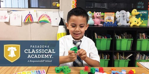 Pasadena Classical Back-to-School Event & Camping Under the Stars