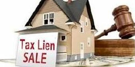 Learn How To Buy Tax Liens and Deeds tickets