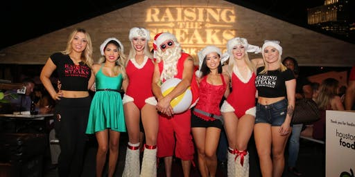Christmas in July :: Raising the Steaks